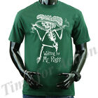 Waiting For Mr.Right Day Of The Dead Graphic T-shirts