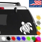Sea Turtle Decal Sticker Buy 2 Get 1 Free Choose Size & Color
