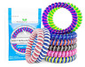 More images of The Mosquito Company, Mosquito Repellent Bracelets, 10 Insect repellent bands,