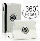 360 Rotating Leather Smart Case Cover Stand For iPad 6th /5th /7th Gen Mini Air