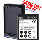 For Straight Talk/TracFone Samsung Galaxy J3 Orbit S367VL Battery + Home Charger