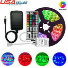 Kyпить Led Strip Lights 2835 Multicolor Flexible RGB with 44 Key Remote Power Adapter на еВаy.соm
