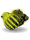Magid T-REX Dotted Palm Impact & Cut Protection Gloves XS, Pair