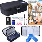 Portable Insulin Cooler Bag Diabetic Medical Travel Cooler Pack with 2 Ice Pack $15.99 USD on eBay
