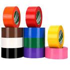 3.5cm * 90Meter Color BOPP Packing Tape Carton Sealing Packaging Tape Adhesive