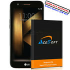For LG K20 Plus TP260 MP260 Phone 3920mAh Rechargeable Li-ion Battery or Charger