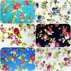 """Victorian Roses Floral Print Poly Cotton Fabric 60"""" BY THE YARD ROSE GARDEN"""