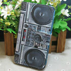 1x Cassette Player Wallet Card Holder flip case cover for Various Mobile phone for sale  Shipping to Nigeria