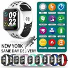 Bluetooth 5.0 Smart Watch Phone Mate Sports GSM  For Android iPhone Samsung