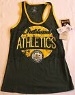 Oakland Athletics A's MLB Genuine NWT NEW Womens Tissue Tank Cooperstown S M L X on Ebay