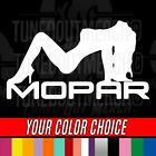 MOPAR GIRL SEXY Car Truck Window Laptop PEEL N' STICK VINYL DECAL STICKER $6.99 USD on eBay