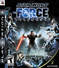 Star Wars: THE FORCE UNLEASHED Sony PlayStation 3/PS3 UNSEALED/UNUSED/COMPLETE $18.99 USD on eBay