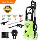 3800PSI 2.8GPM Electric Pressure Washer High Power Car Water Cleaner Machine photo