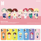 BTS Basic Standing Slim Fit Hard Phone Case for iPhone/Samsung Galaxy Note/LG