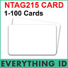 More images of NTAG215 NFC WHITE PVC CARD TAG RFID TagMo ANDROID TYPE2 PHONE FORUM SWITCH CHIP