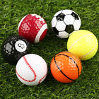 High Strength Novelty Rubber Golf Balls Golf Game Balls