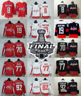 Washington CapitalS Stanley Cup Final Jersey8 Alex Ovechkin 19 Nicklas Backstrom