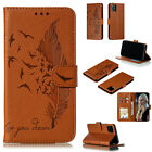 For iPhone 11 Pro Max 2019 XS XR 7 8 Plus Leather Case Pattern Stand Folio Cover