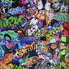 Graffiti Street Art Coffee Table side table small table teenager gift unique