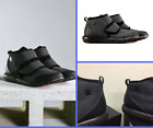 82% OFF Boots,Sale WORLDboots LESS Black KNIT/Spec Black  (Leather) NEW Shoes*