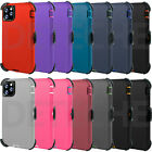 For iPhone 11 11 Pro Max Case Cover w/ Screen  Belt Clip Fits Otterbox Defender