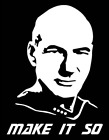 Star Trek Picard - Make It So Stencil on eBay