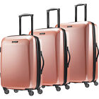 American Tourister Moonlight 3pc Hardside Expandable Luggage Set NEW