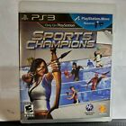 PS3 Sporting Games WITH instructions! YOUR CHOICE See Description VDG03PS3