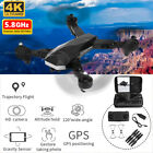 4K 5.8G Drone RC Drones x Pro With HD Camera WIFI GPS FPV Foldable Quadcopter