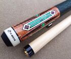 New Players Pool Cue G-4122, Graphic Malachite & Cocobolo, FREE Predator Chalk!! $244.45 CAD on eBay