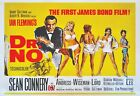 Dr. No James Bond Sean Connery reprint mini poster 2 sizes available. $18.95 USD on eBay