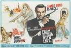 From Russia With Love James Bond reprint mini poster 2 sizes available. $26.67 CAD on eBay