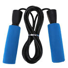 3m/10ft Adjustable Boxing Skipping Rope Gym Weighted Jump Adult Speed Ropes Kids