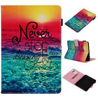 """For Amazon Kindle 10th 6"""" Inch 2019 Pattern Leather Flip Smart Stand Case Cover"""