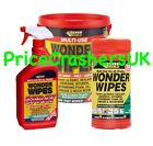Ever Build Multi-Use Wonder Wipes Clean Oil Paint Hand 100, 300, 500 or Spray 1L