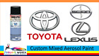 Custom Mixed Automotive Touch Up Spray Paint -For 2009 Toyota/Lexus/Scion Colors $49.99 USD on eBay