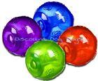 Kong Squeezz Squeaker Ball dog toy medium large XL Fast Free Shipping FOUR PACK $42.64 USD on eBay