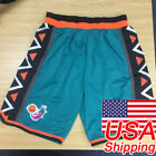 Memphis Grizzlies Vintage Basketball Game Pants Men's Stitched Shorts on eBay