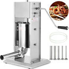 Sausage Stuffer Sausage Maker Vertical Horizontal Meat Stuffer Stainless Steel