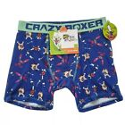 Crazy Boxer Nickelodeon Aahhhh Real Monsters Boxer Briefs, Men's Size Small C2 A