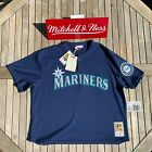 Mitchell & Ness Ken Griffey Jr 1995 Authentic Mesh BP Jersey Seattle Mariners on Ebay