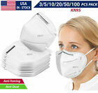 5/10/100 Pieces KN95 Face Mask Mouth Cover Disposable KN95 Masks Respirator