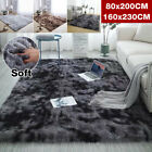 Kyпить Soft Fluffy Rugs Anti-Skid Shaggy Area Rug Dining Room Deco Carpet Floor Mat  на еВаy.соm