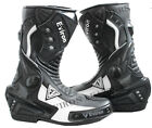 New EV Motorcycle Motorbike Leather Boots - Rossi Multi colour