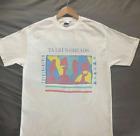 Vintage shirt talking Heads 80's Men's New T-Shirt USA size reprint image