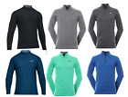 Under Armour UA Men's Play Off 1/4 Zip Golf Sports Gym Midlayer Top - New