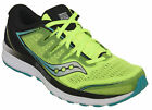 Saucony Men's Guide ISO 2 Running Shoe Style S20464-37 Citron Black