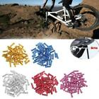 Brake Alloy Cable End Caps / Crimps / Tips / Ferrules Bike Cycles & For All Z0r1