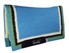 """Professionals Choice Saddle Pad Border Comfort SMX Wool 1/2"""" Core CXBD"""