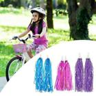 Kid Bicycle Ribbon Bike Scooter Streamers Sparkle Tassel U6y9. Decor Riband R4z3